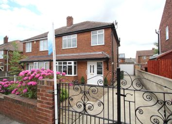 Thumbnail 3 bed semi-detached house to rent in Millfield Crescent, Pontefract, West Yorkshire