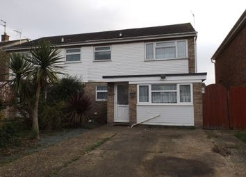 Thumbnail 3 bed property to rent in Flatford Drive, Clacton-On-Sea