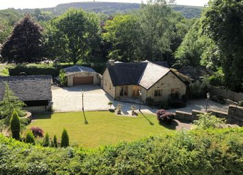 Thumbnail 5 bed property for sale in The Bungalow, Nuttall Hall Park, Ramsbottom, Bury