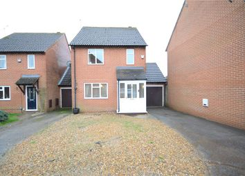 Thumbnail 3 bedroom link-detached house for sale in Bosham Close, Earley, Reading