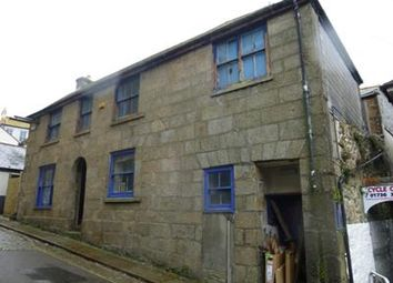 Thumbnail Commercial property for sale in The Star Inn Cottage, 1 New Street, Penzance, Cornwall