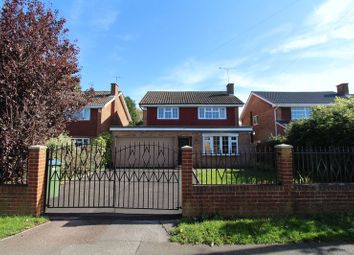 Thumbnail 4 bed detached house for sale in Crosstrees, Allotment Road, Sarisbury Green, Southampton