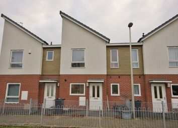 Thumbnail 2 bed terraced house for sale in Beaumaris Grove, Blacon, Chester
