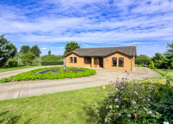 Thumbnail 3 bed detached bungalow for sale in March Road, Wimblington, March