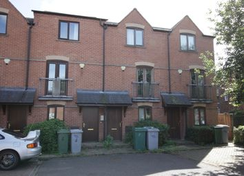 Thumbnail 4 bedroom town house for sale in Sherwood Court, Newark, Nottinghamshire