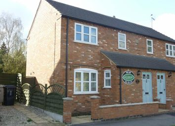 Thumbnail 2 bed semi-detached house to rent in Long Row, Oakham