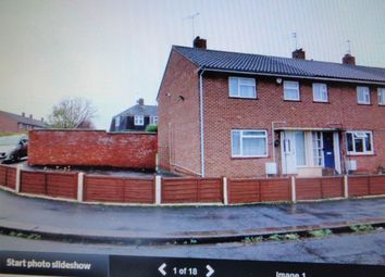 Thumbnail 3 bed end terrace house to rent in Pendock Road, Fishponds, Bristol
