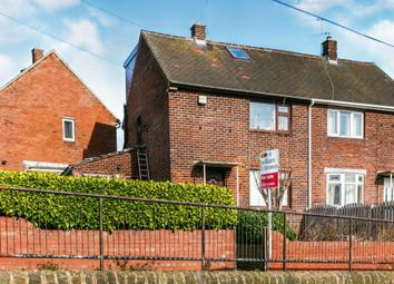 Thumbnail 3 bed town house for sale in Lidgett Lane, Tankersley, Barnsley