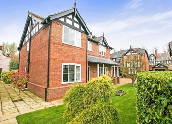 Thumbnail 6 bed detached house for sale in The Walled Garden, Bostock Hall, Bostock Road, Middlewich
