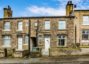 1 bed terraced house for sale in Crosland Street, Crosland Moor, Huddersfield HD4