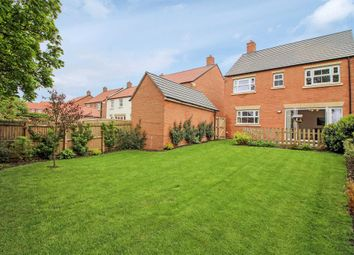 Thumbnail 3 bed detached house for sale in Harewood Close, Green Hammerton, York