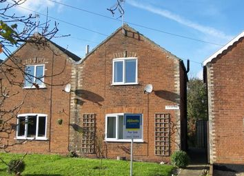 Thumbnail 2 bedroom semi-detached house for sale in Horning, Norwich, Norfolk
