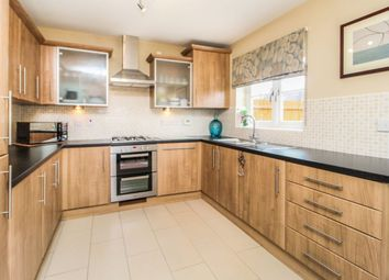 Thumbnail 4 bedroom semi-detached house for sale in Bluewater Quay, Wixams, Bedford