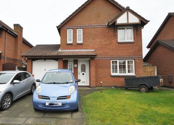 Thumbnail 3 bed detached house for sale in Folkestone Road, Southport
