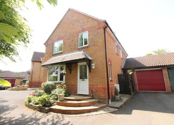 Thumbnail 4 bed detached house for sale in Elder Drive, Daventry
