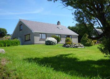 Thumbnail 4 bed bungalow for sale in Deiniolen, Caernarfon, Gwynedd