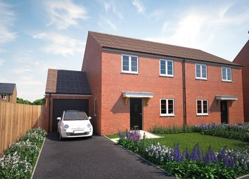 Thumbnail 3 bed semi-detached house for sale in Main Street, Great Bourton, Banbury