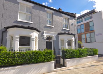 Thumbnail 3 bed end terrace house for sale in Bishops Road, Fulham, London