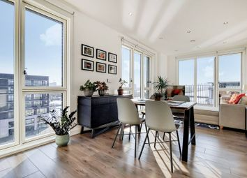 Thumbnail 2 bed flat for sale in Hudson Way, Gallions Reach, London