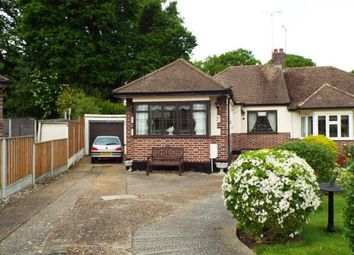 Thumbnail 2 bedroom bungalow for sale in Woodside Close, Leigh-On-Sea