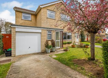 Thumbnail 4 bed detached house for sale in Wells Close, Chippenham