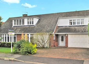 Thumbnail 3 bed detached house to rent in Pynchon Paddocks, Little Hallingbury, Herts