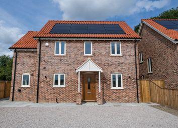 Thumbnail 4 bed detached house for sale in Silt Road, Nordelph, Downham Market, Norfolk