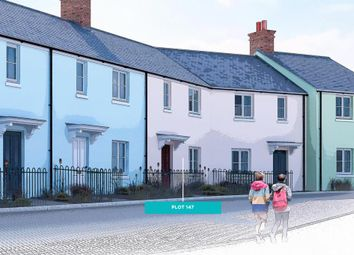 Thumbnail 3 bed terraced house for sale in Nansledan, Quintrell Road, Newquay, Cornwall