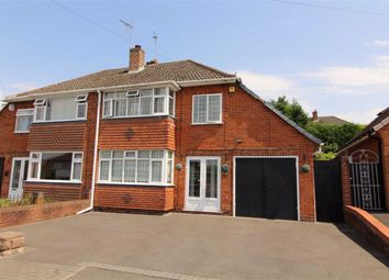 Thumbnail 3 bed semi-detached house for sale in Southerndown Road, Brownswall Estate, Sedgley