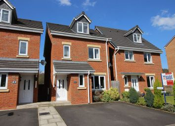 Thumbnail 4 bed detached house for sale in Primrose Close, Leekbrook, Staffordshire