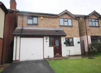 Thumbnail 3 bed detached house for sale in Barn Close, Urmston, Manchester