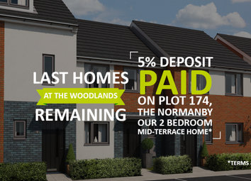 "Thumbnail 2 bed property for sale in ""The Normanby At The Woodlands, Newton Aycliffe"" at Ashtree Close, Newton Aycliffe"