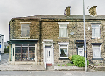Thumbnail 2 bed terraced house to rent in Milnrow Road, Shaw