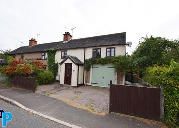 Thumbnail 3 bed cottage to rent in Burton Road, Coton-In-The-Elms, Swadlincote