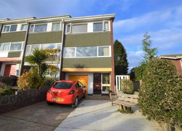 Thumbnail 3 bed end terrace house for sale in Crownhill Rise, Torquay, Devon
