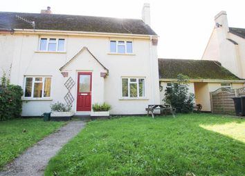 Thumbnail 3 bed semi-detached house for sale in St. Marys Road, Croyde, Braunton