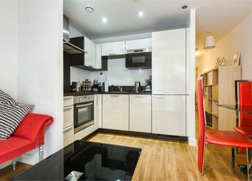 Thumbnail 1 bedroom detached house to rent in Vancouver House, Surrey Quays Road, London, UK