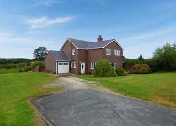 Thumbnail 4 bed detached house for sale in Crown Estate, Lloc, Holywell, Flintshire