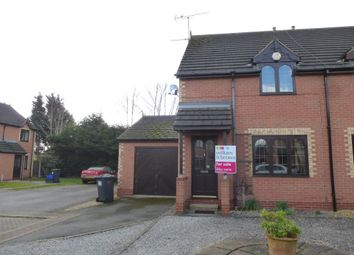 Thumbnail 3 bed semi-detached house for sale in Idle Court, Bawtry, Doncaster
