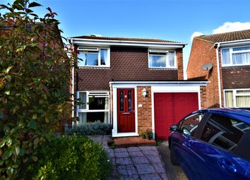Thumbnail 3 bed detached house for sale in Somerford Close, Southampton