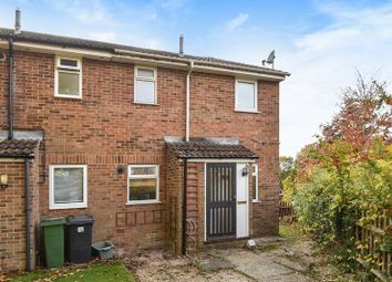 Thumbnail 1 bed terraced house for sale in Raphael Close, Basingstoke