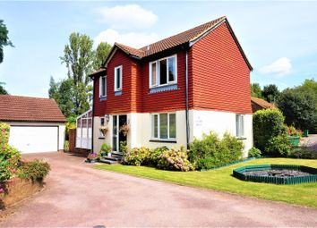 Thumbnail 3 bed detached house for sale in Claydon Drive, Croydon