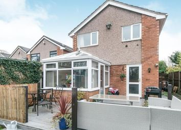 Thumbnail Detached house for sale in Pickmere Drive, Wirral, Merseyside