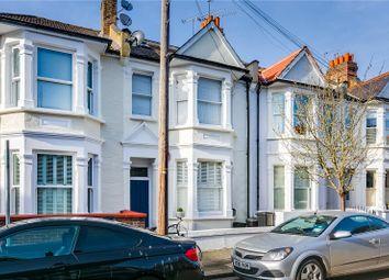 Thumbnail 1 bed flat for sale in Rowallan Road, London