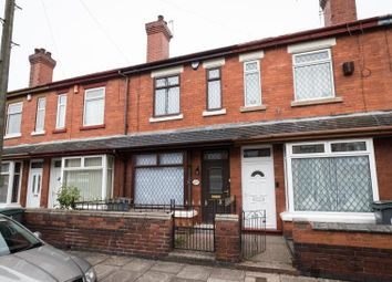 Thumbnail 2 bedroom terraced house to rent in Erskine Street, Longton, Stoke-On-Trent