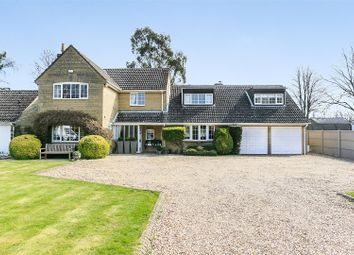 Thumbnail 4 bed detached house to rent in Tyler Close, Edith Weston, Oakham
