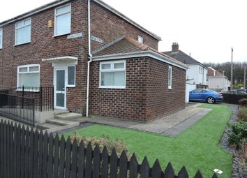 Thumbnail 4 bed end terrace house for sale in Brook Street, Fleetwood