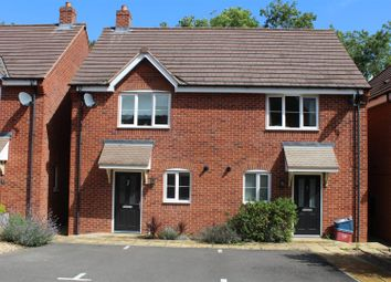 Thumbnail 2 bed property for sale in Nursery Close, Daventry