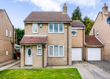 Thumbnail 4 bed detached house for sale in Pinewood Drive, Camblesforth, Selby
