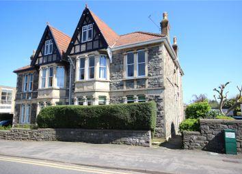 Thumbnail 2 bed flat for sale in Henleaze Road, Henleaze, Bristol